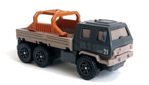 Matchbox action Vehicle Jurassic World - Off Road Rettungsgerät (FMX05)