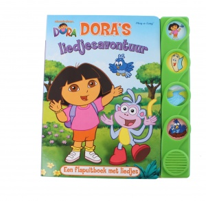 Memphis Belle songs book Dora's song adventure