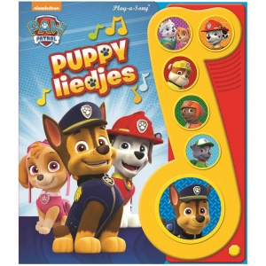 Memphis Belle Songbook Paw Patrol - Puppy songs