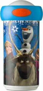 Disney Schoolbeker Frozen blauw 500 ml
