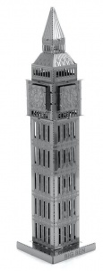 Metal Earth Big Ben 3D modelbouwset 12 cm
