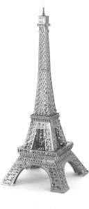 Metal Earth bouwpakket Iconix Eiffel Tower