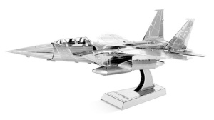 Metal Earth F-15 Eagle modelbouwset 60-delig