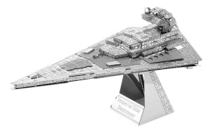 Metal Earth Star Wars Imperial Star Destroyer Modellbausatz