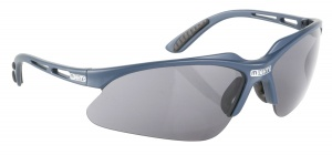 e0dc35684ad2 Mighty sports and cycling glasses with interchangeable glasses of unisex  blue