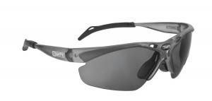 540339e19785 Mighty sports and cycling glasses with interchangeable glass unisex gray