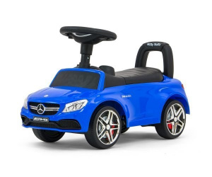 Milly Mally running car Mercedes junior 63 x 28 x 38 cm steel blue