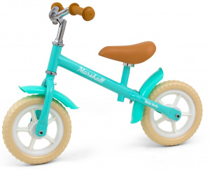 Milly Mally loopfiets Marshall 10 Inch Junior Vrijloop Lichtblauw