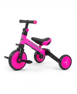 Milly Mally Optimus 3-in-1 Junior Roze