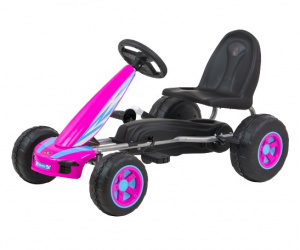 Milly Mally skelter Viper 8 Zoll Junior Rosa/Blau