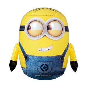 Minions inflatable Minion 15 cm yellow