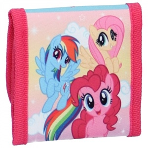 My Little Pony brieftasche Ponyville 10 x 10 cm rosa