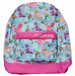 My Little Pony schooltas Friendship 8,5 liter