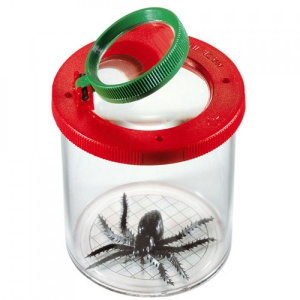 Navir insect pot with spin junior 7.5 cm transparent 2-part