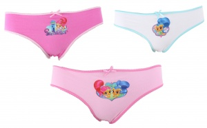 Nickelodeon underwear set Shimmer en Shine 3 pieces