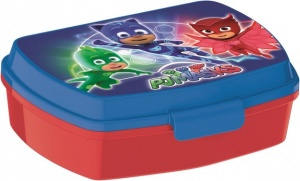 Nickelodeon PJ Masks bread bin 1 liter blue / red