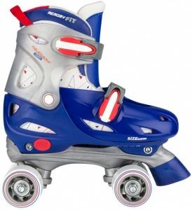 27ff9409578 Nijdam Roller Skates Roller Rage boys blue