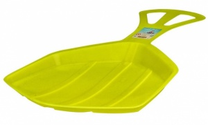 Nijdam Sled tapis coulissant Duo Grip Jaune