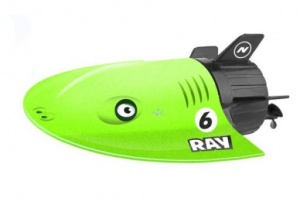 Ninco RC ray Nincocean Submarino Ray 14 cm grün