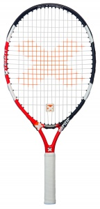 Pacific tennisracket X Team 1.15 junior rood/zwart