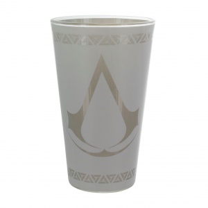 Paladone glas Assassins Creed 400 ml wit