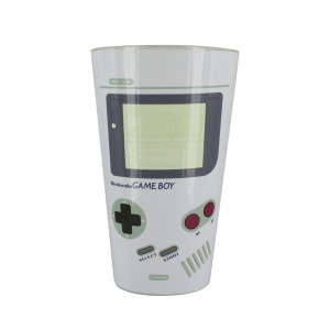Paladone glas Nintendo: Game Boy 400 ml grijs
