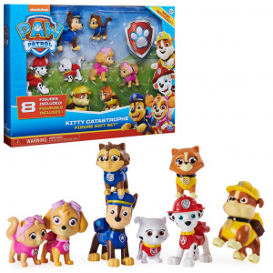 Nickelodeon giftpack Kitty Catastrofe Paw Patrol junior 8-delig