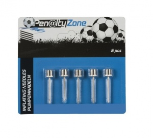 Penalty Zone Inflation valve 5 pieces of silver