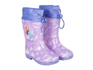 Perletti regenstiefel Frozen 2 junior rubber purple