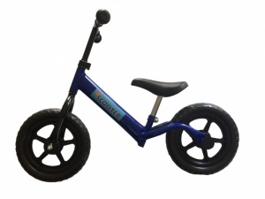 Pexkids Kinder Scooter Loopfiets 12 Inch Boys Blue