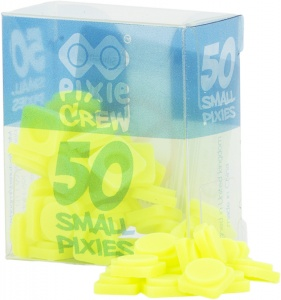 Pixie crew pixel supplement box 50-piece neon green