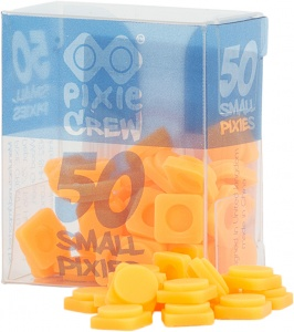 Pixie crew pixel refill box 50-piece neon orange