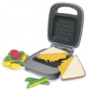 Play-Doh tonset Cheesy SandwichJunior 12-teilig