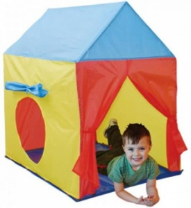 Playfun speeltent 102 x 96 x 68 cm multicolor