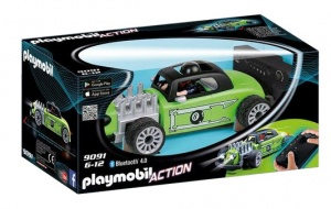 playmobil action rc hot rod racer 9091