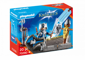 PLAYMOBIL cadeauset Knights junior 20-delig