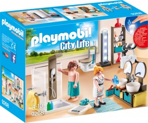 PLAYMOBIL City Life : Douche (9268)