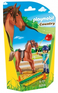 PLAYMOBIL Country: Paardentherapeute (9259)