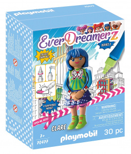 PLAYMOBIL Everdreamerz Clare Comic World 30-delig (70477)