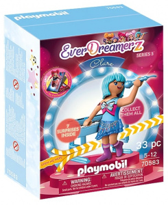 PLAYMOBIL EverDreamerz Clare - Music World 33-delig (70583)