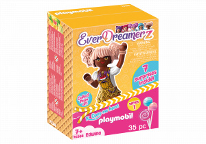 PLAYMOBIL Everdreamerz Edwina meisjes 35-delig
