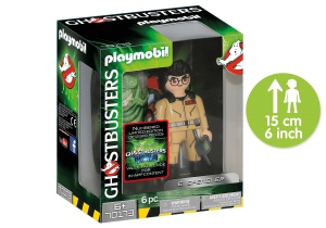PLAYMOBIL Ghostbusters - Collector's Edition E. Spengler (70173)