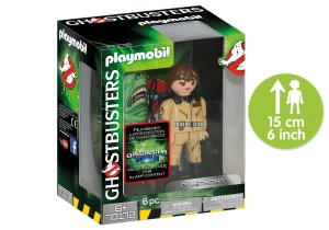 PLAYMOBIL Ghostbusters - Collector's Edition P. Venkman (70172)