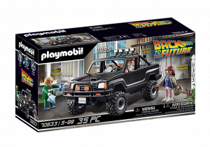 PLAYMOBIL Back to the Future: Marty's pick-up truck (70633)