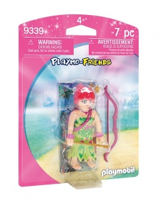 PLAYMOBIL Playmo-Friends: Bosnymph vert/rose (9339)