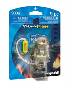PLAYMOBIL Playmo-Friends: Pompier (9336)