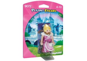 PLAYMOBIL Playmo-Friends: Dancer with a Fan (9072)
