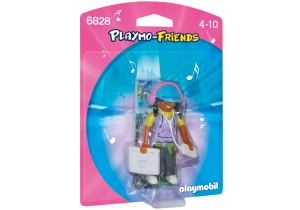 PLAYMOBIL Playmo-Friends: Multimedia meid (6828)