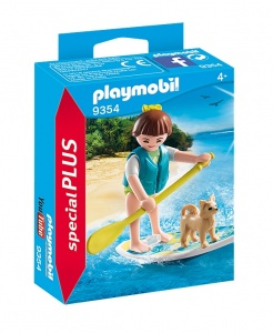 PLAYMOBIL Playmo-Friends: Peddelsurfer (9354)