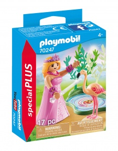 PLAYMOBIL Playmo-Friends : Princesse à l'étang (70247)
